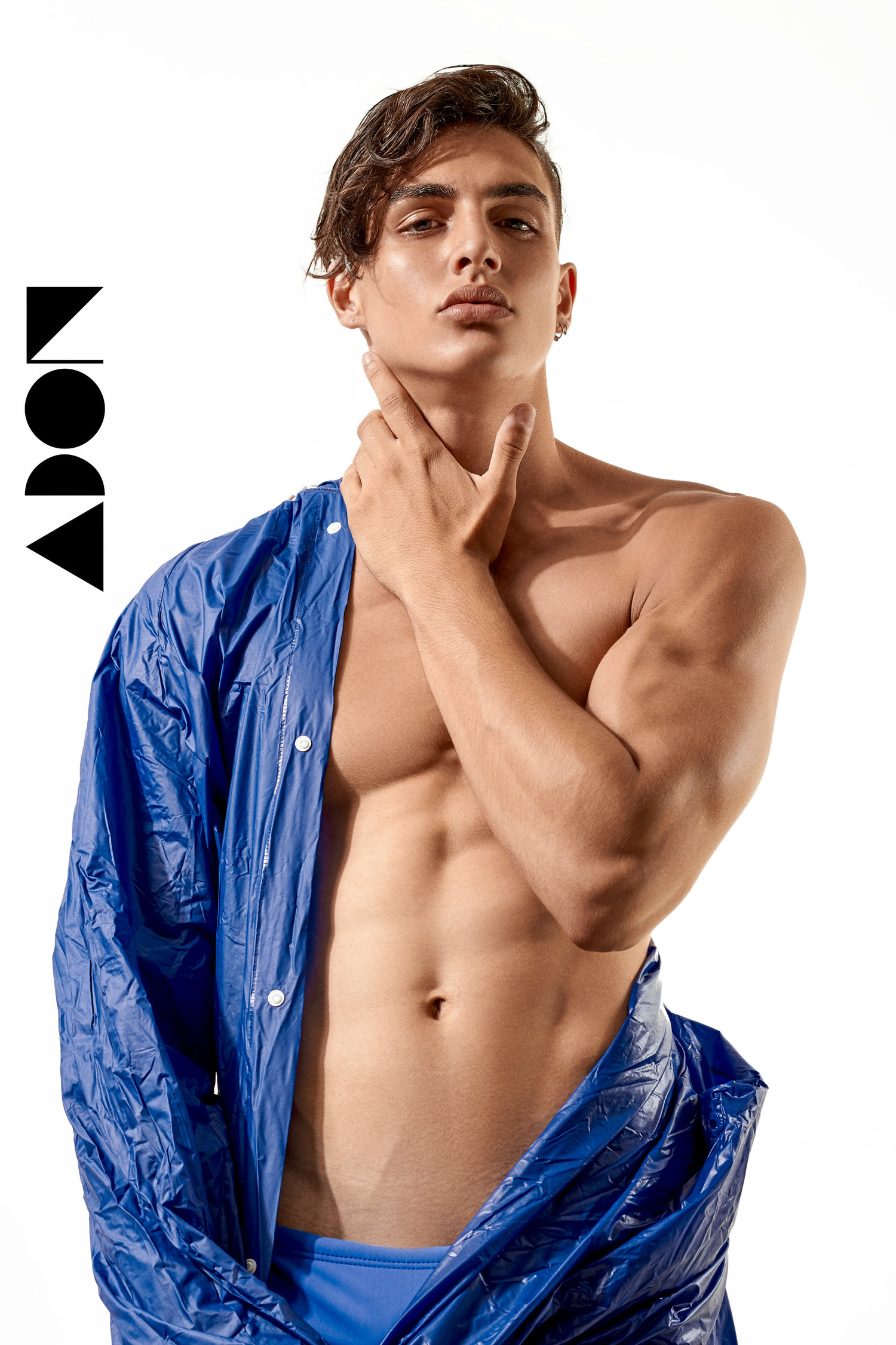 Adon Exclusive: Model Henrique Fraga By Pedro Fonseca