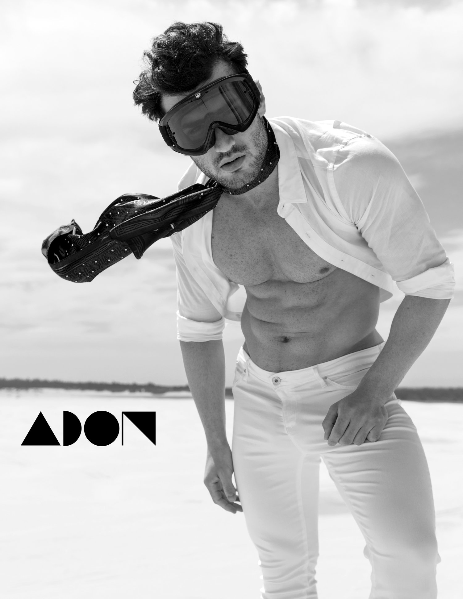 Adon Exclusive: Model George Ives By H. August Smith