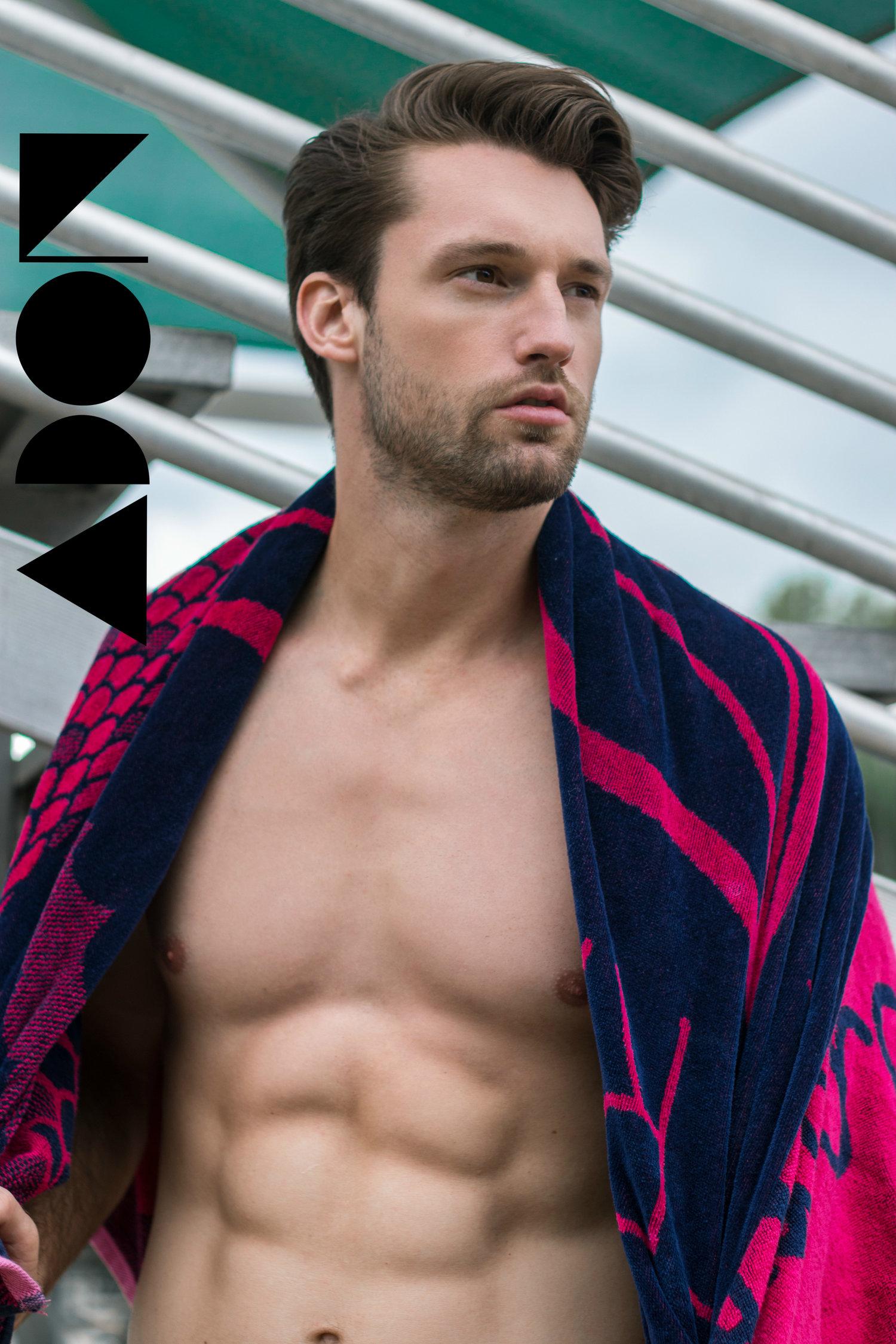 Adon Exclusive: Model Dave Wunderlich By David Villalva