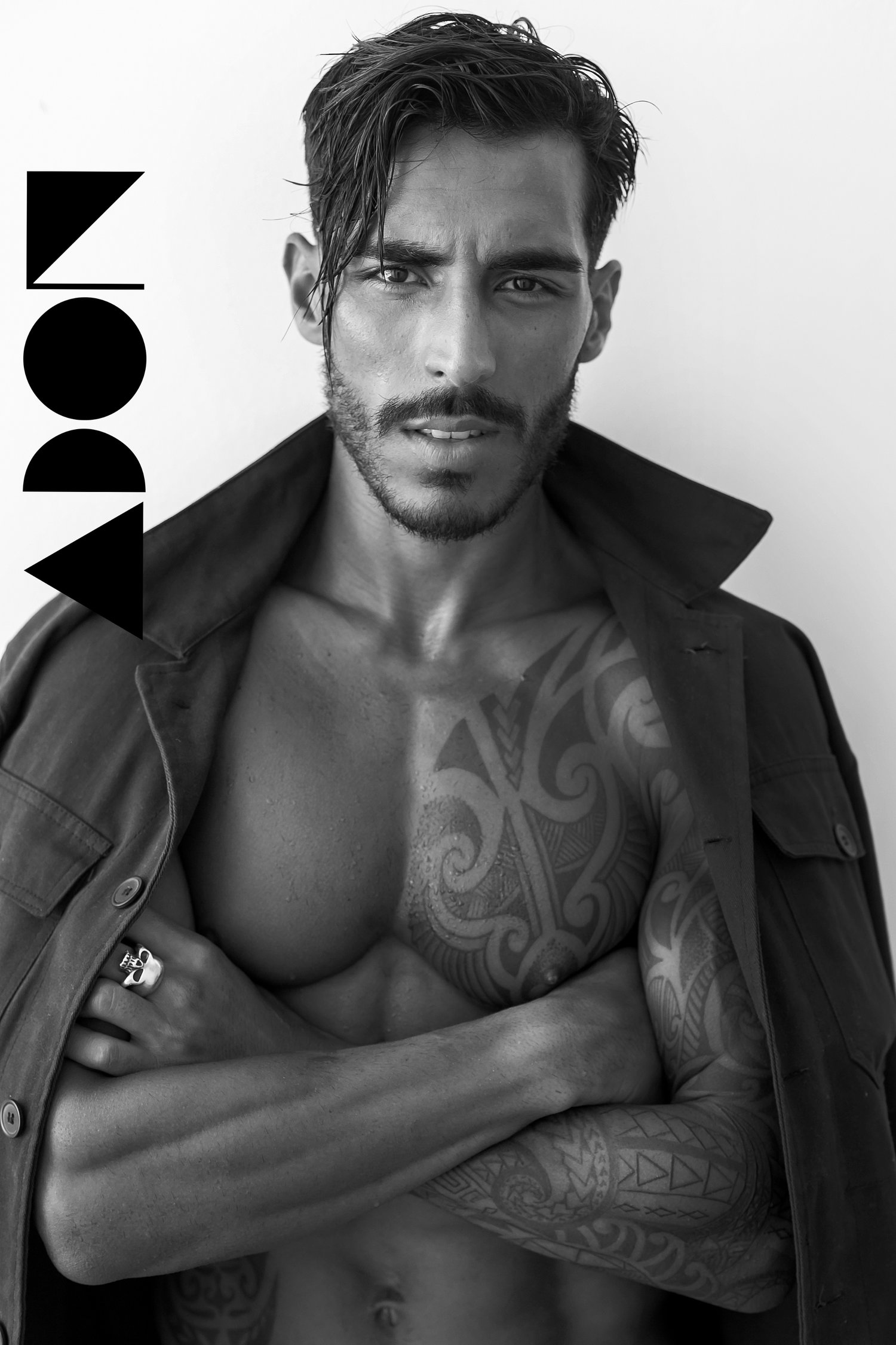 Adon Exclusive: Model Paulo Philippe By Thi Martini