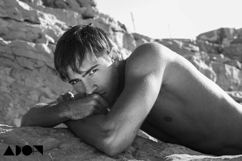 Adon Exclusive: Model Ludwig Santiago By Romain Maurette