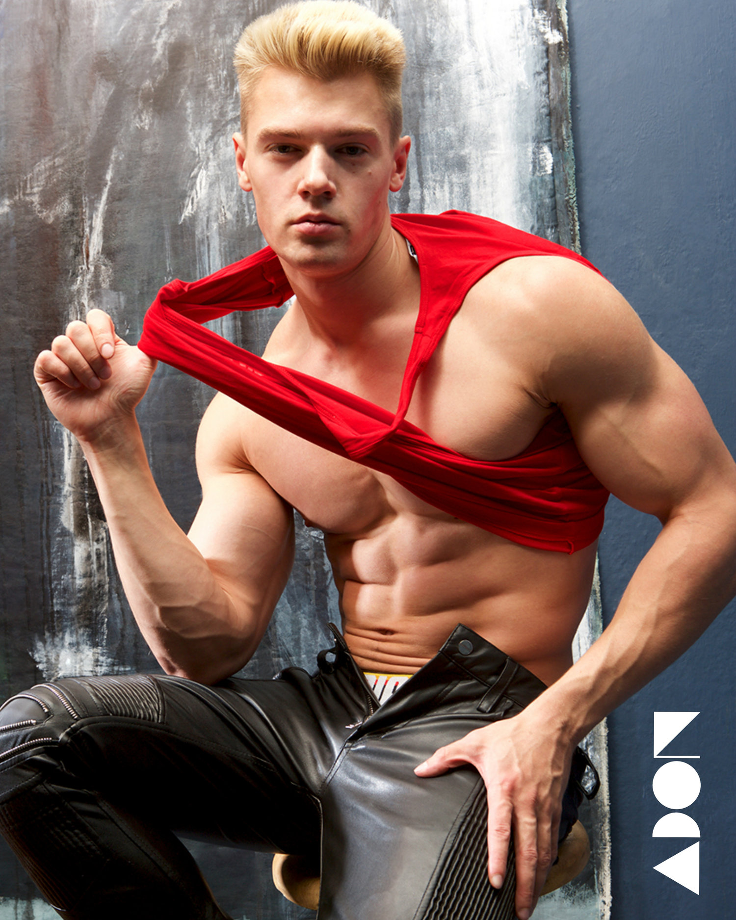 Adon Exclusive: Model Dmitrij By Gavin Harrison