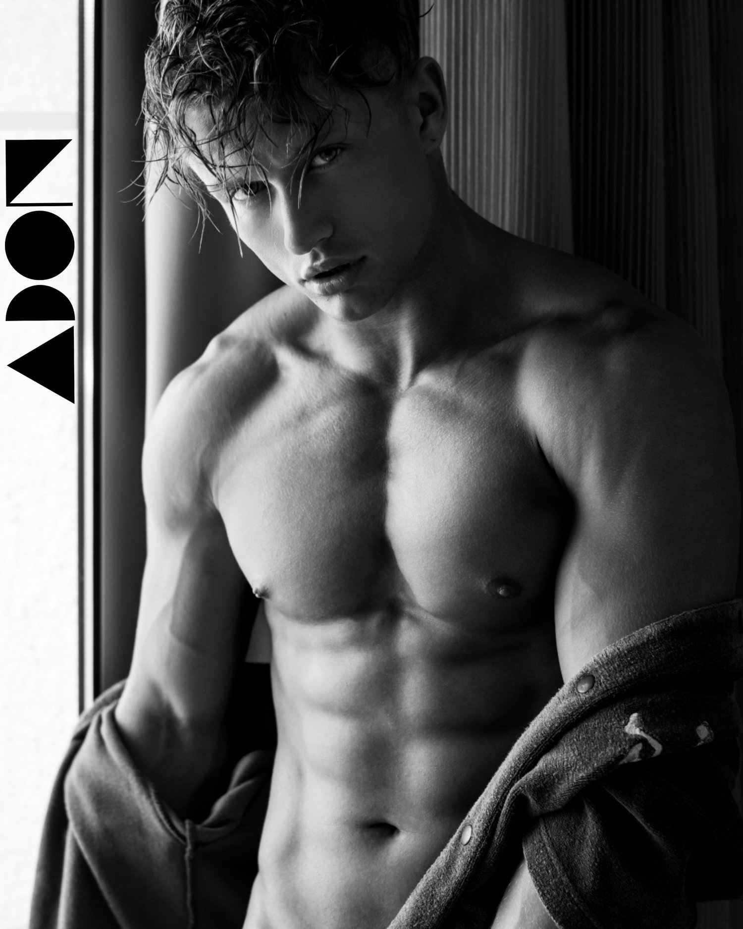 Adon Exclusive: Model Kevin McAulay By Stavros Christodoulou