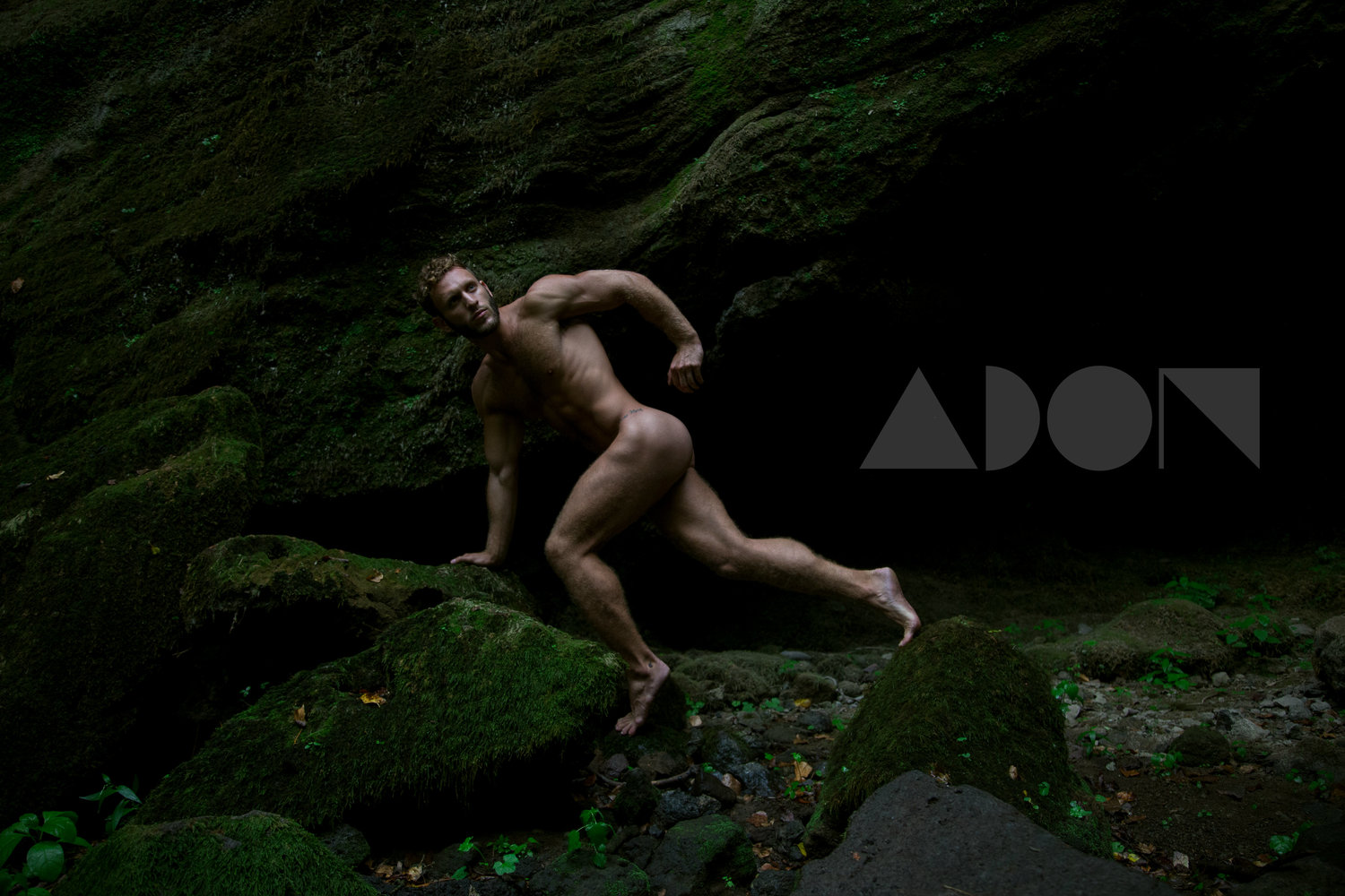 Adon Exclusive: Model Anthony Forte By Vicro Berto