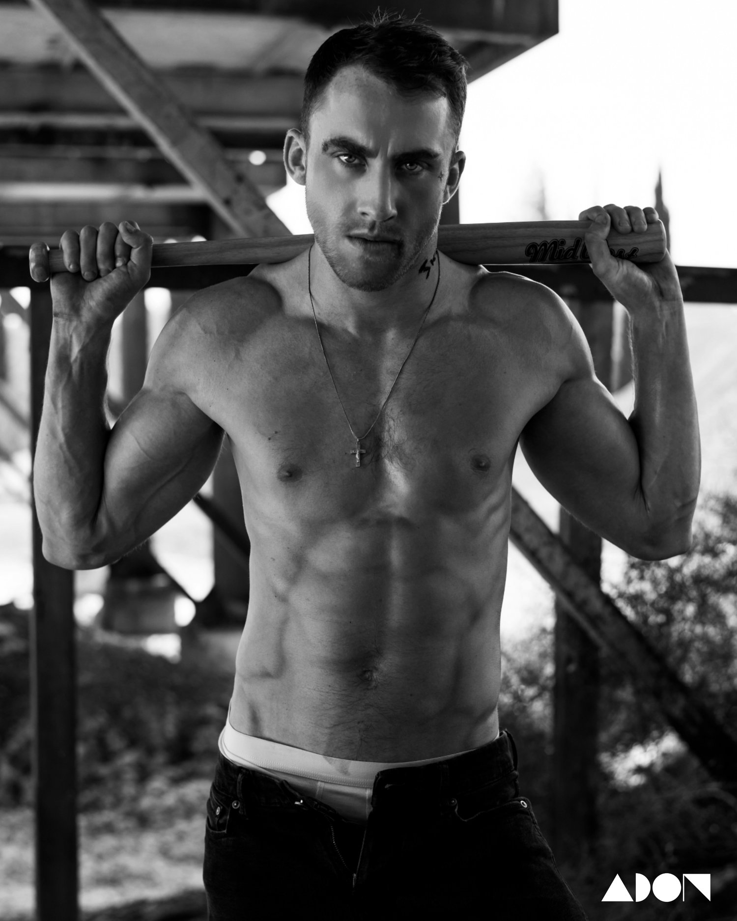 Adon Exclusive: Model Robert Yorke By Stavros Christodoulou