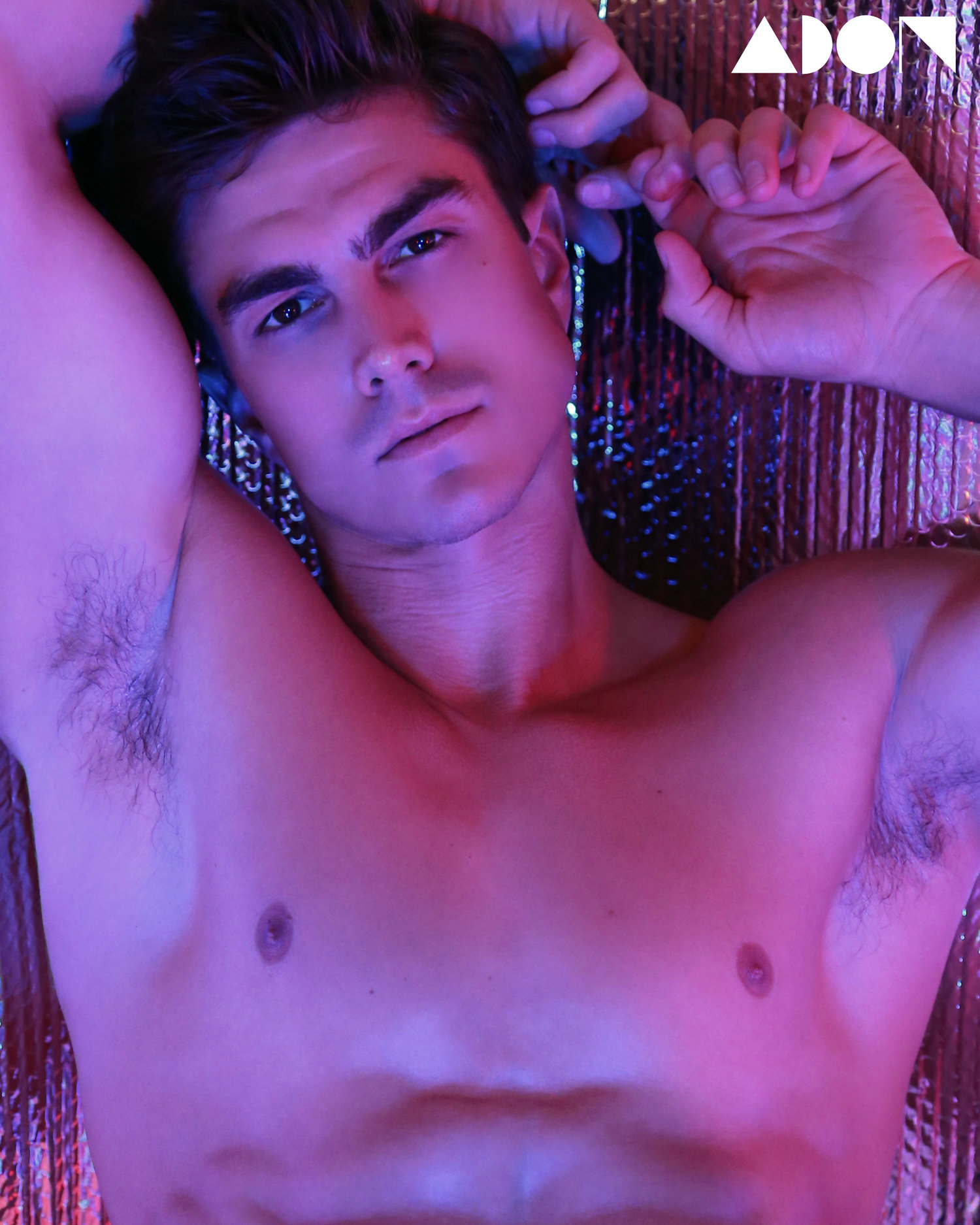 Adon Exclusive: Model Kyle Kriesel By Logan Noh