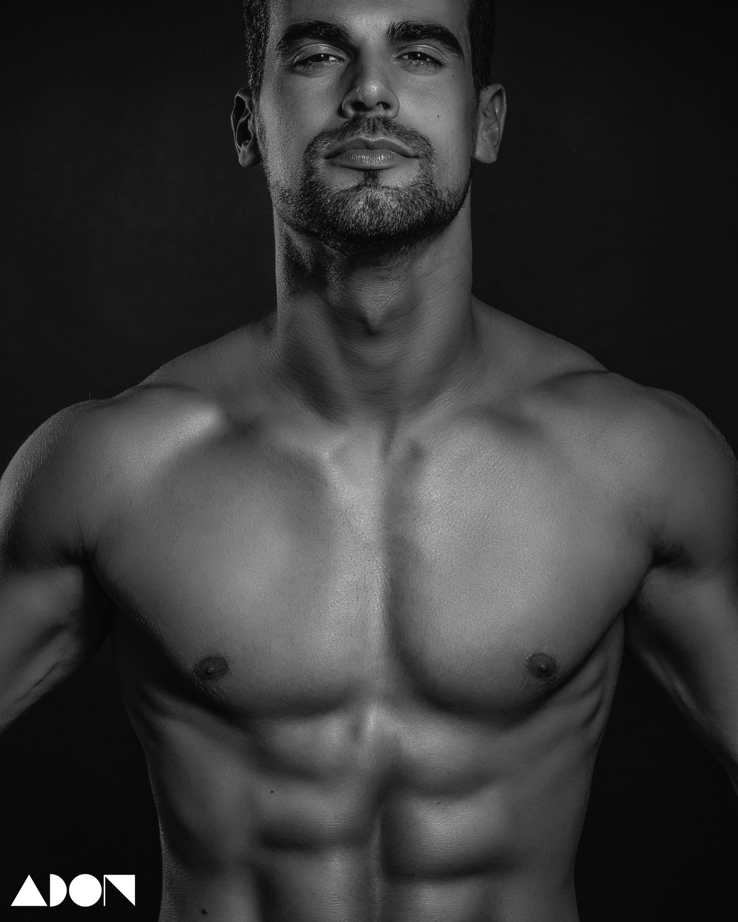 Adon Exclusive: Model Steven Caraton-aires By Alain Bearinz
