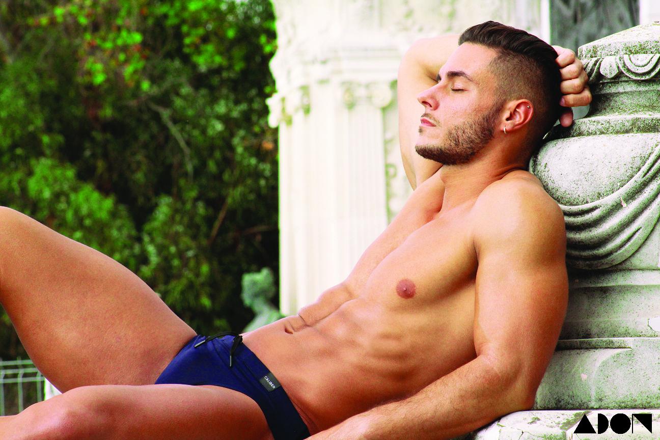Adon Exclusive: Model Ale Rodriguez By Michael Moniz