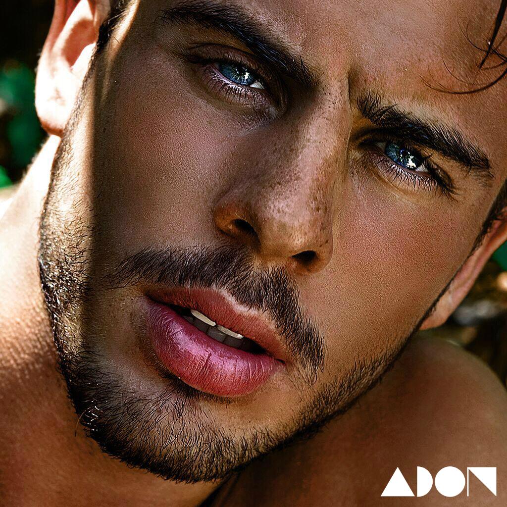 Adon Exclusive: Model Fernando Pas By Stevan Reyes