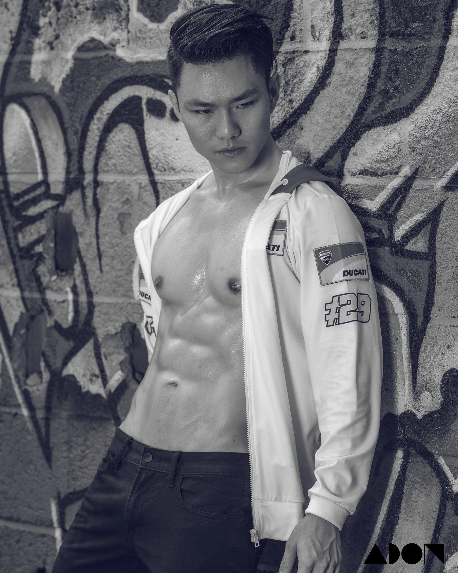 Adon Exclusive: Model Krane Chan By Jason Oung