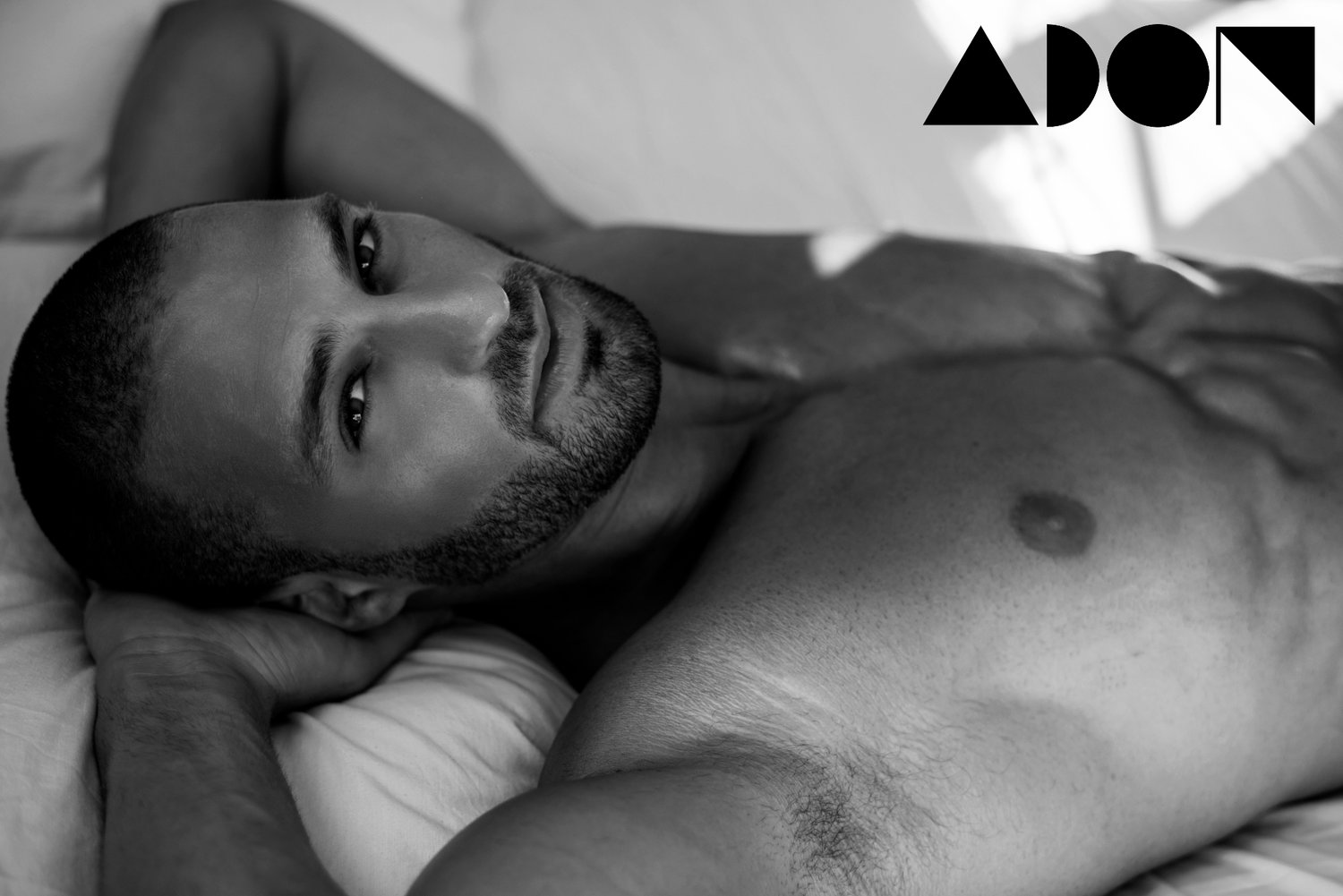 Adon Exclusive: Model Andreas Demetriou By Stavros Christodoulou
