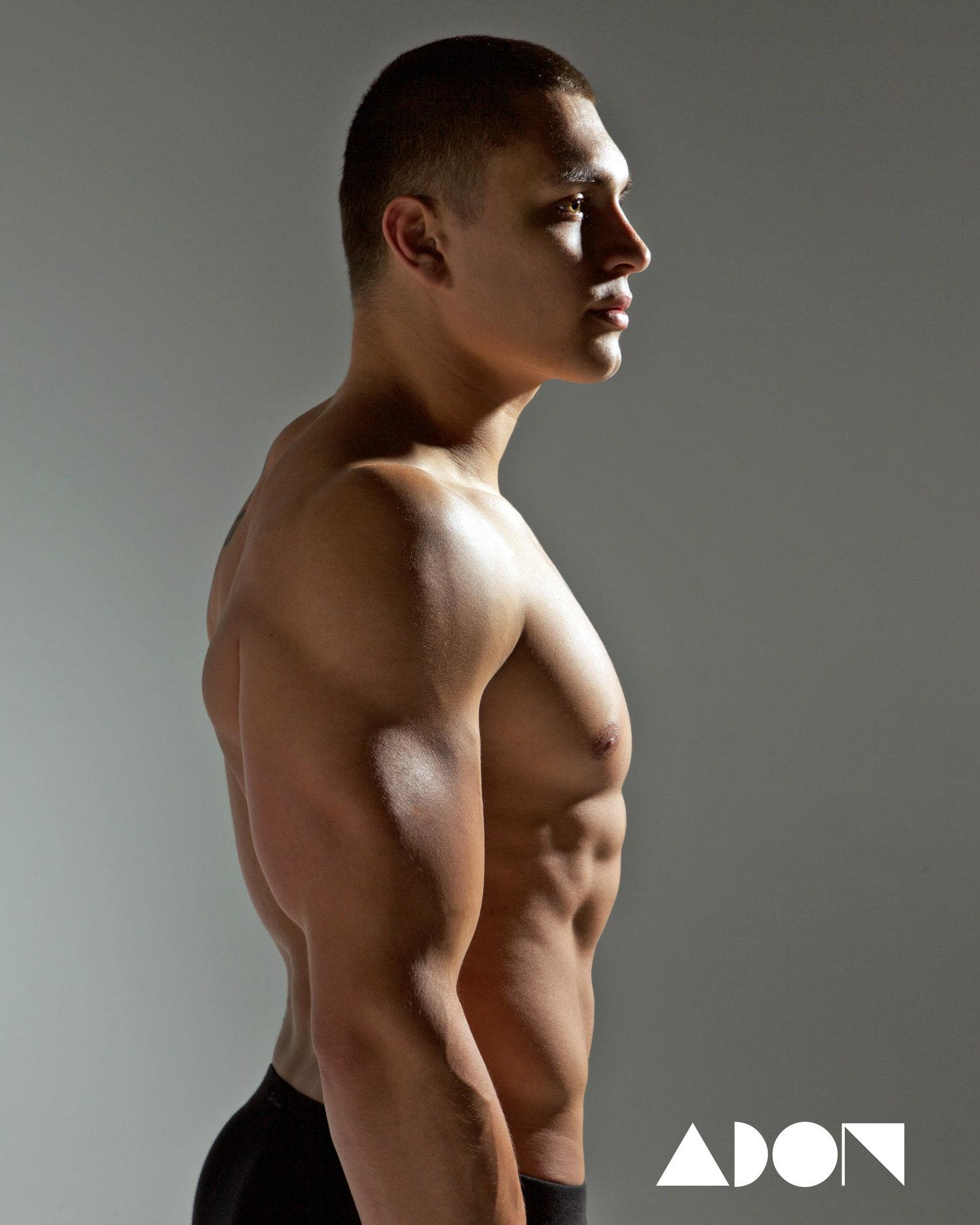 Adon Exclusive: Model Nick Rodriguez By Stefan mreczko