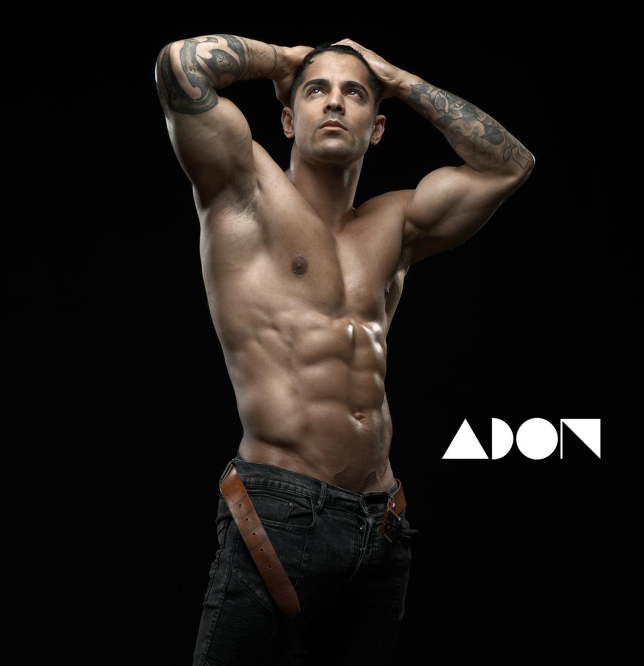 Adon Exclusive: Model Samuel Shimi By Paul Jamnicky