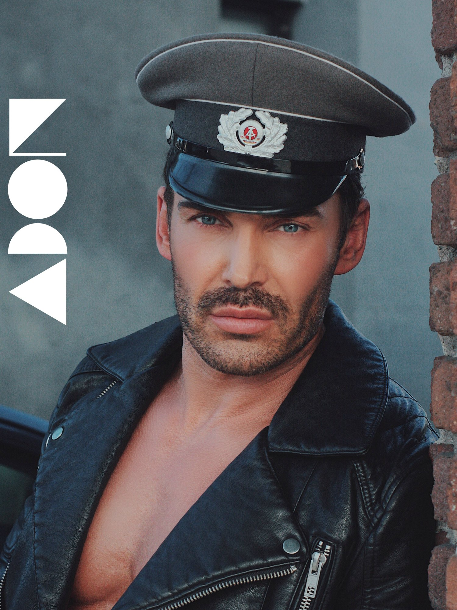 Adon Exclusive: Model Nick Hounslow By Luis Lucas