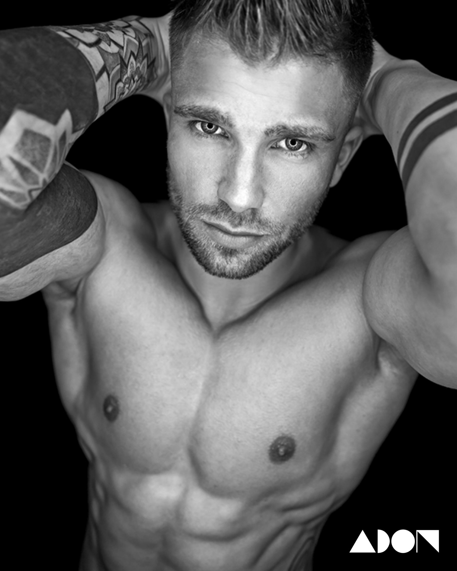 Adon Exclusive: Model Tobi By Giancarlo Balisciano