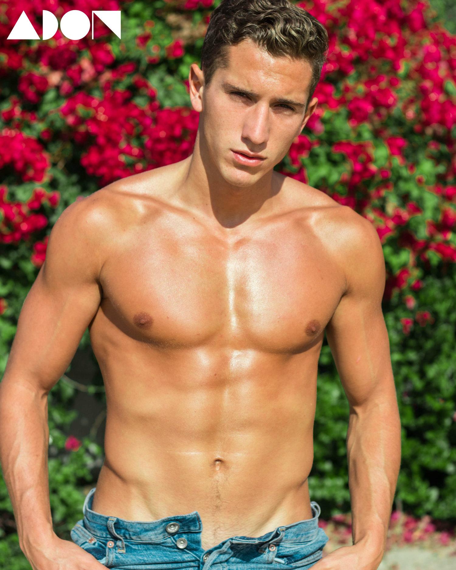 Adon Exclusive: Model Remi Lecoin By David Villalva