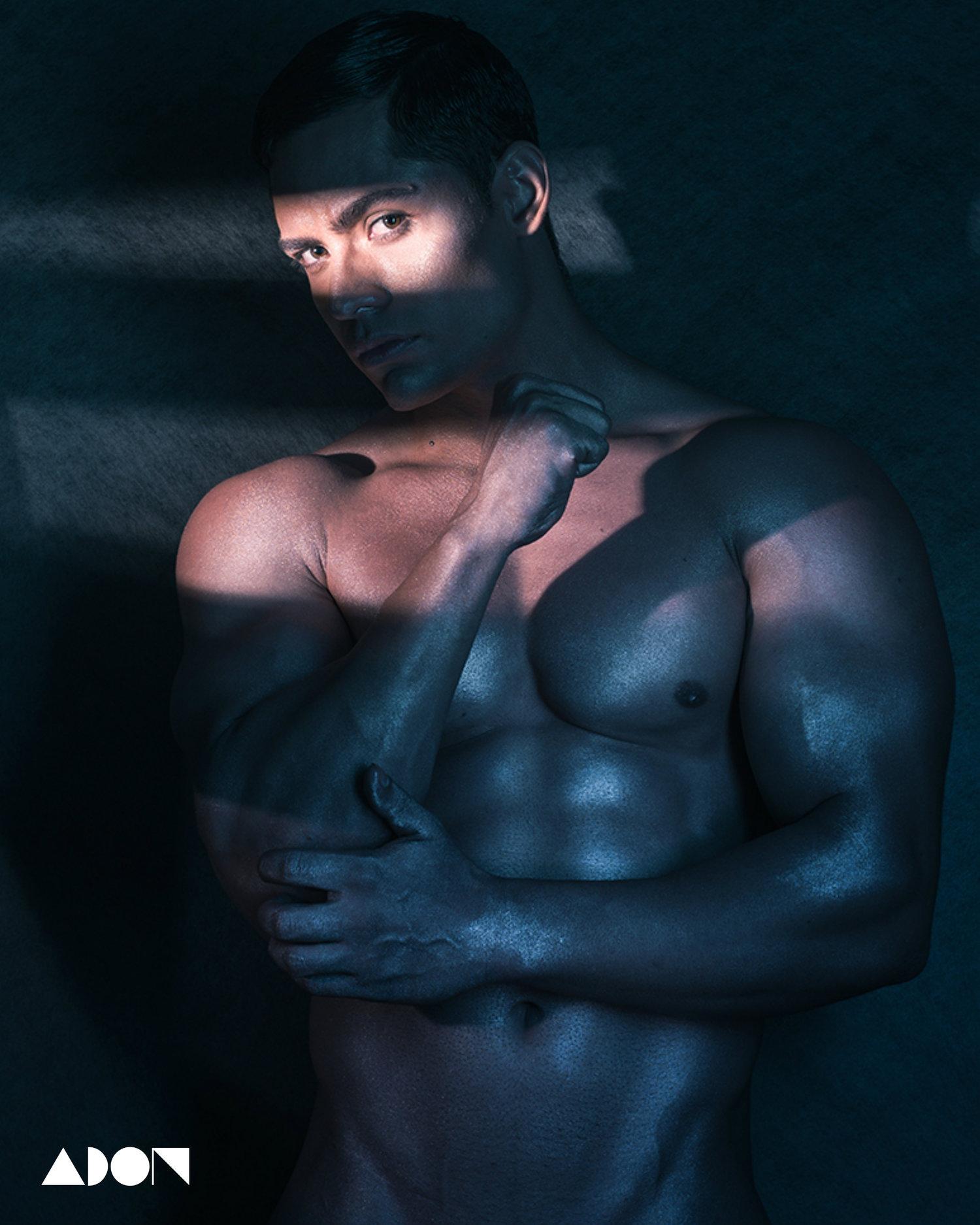 Adon Exclusive: Model Mike Ortiz By Erick Monterrosa