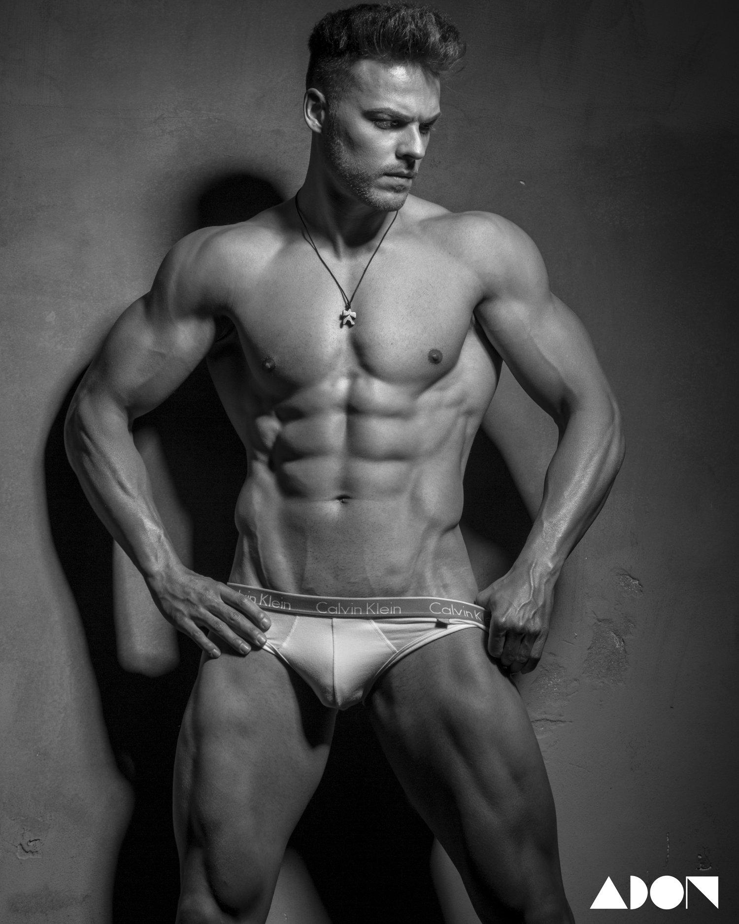 Adon Exclusive: Model Eddy Kammerer By Paul Van Der Linde