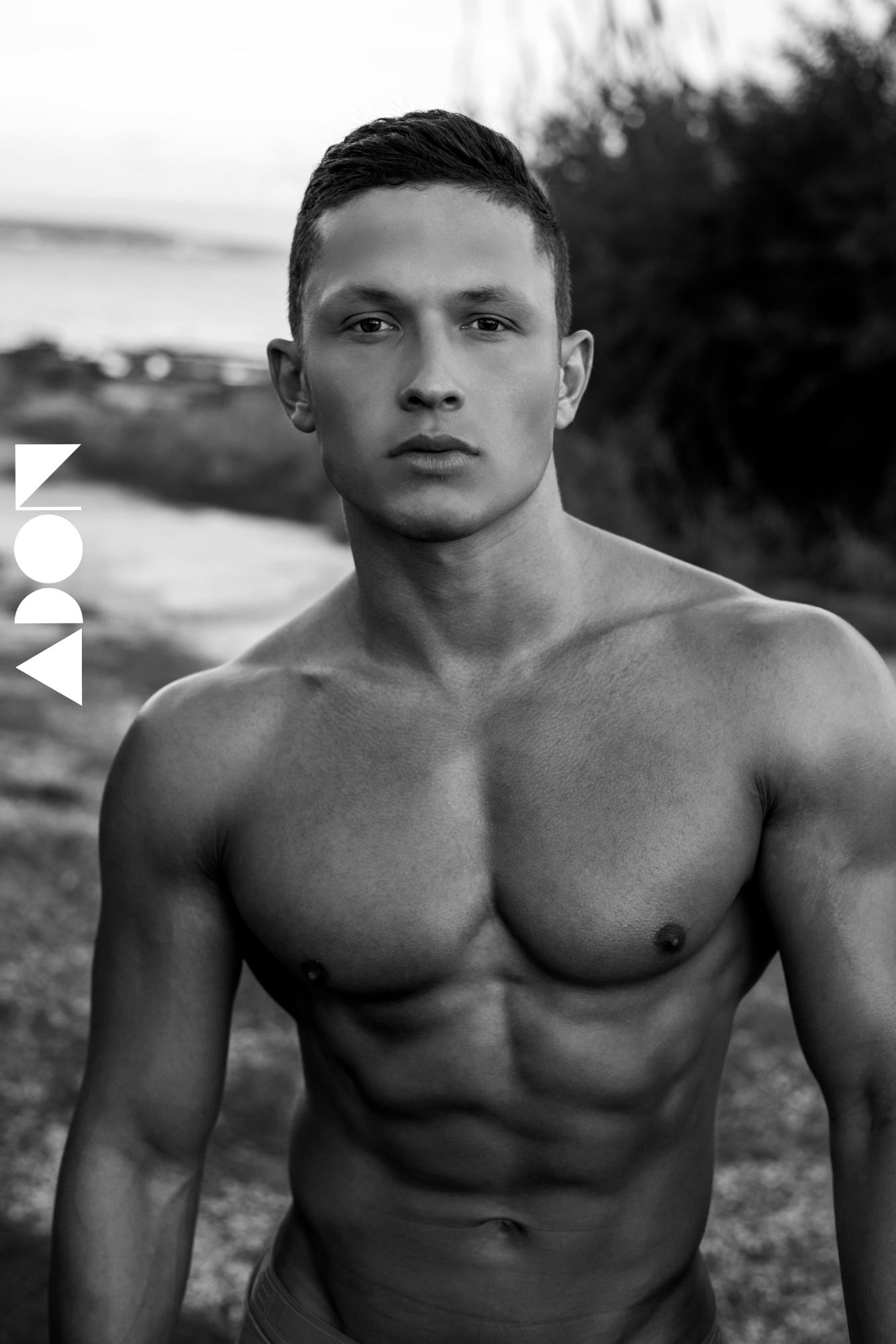 Adon Exclusive: Model Ruslan Efimov By Stavros Christodoulou
