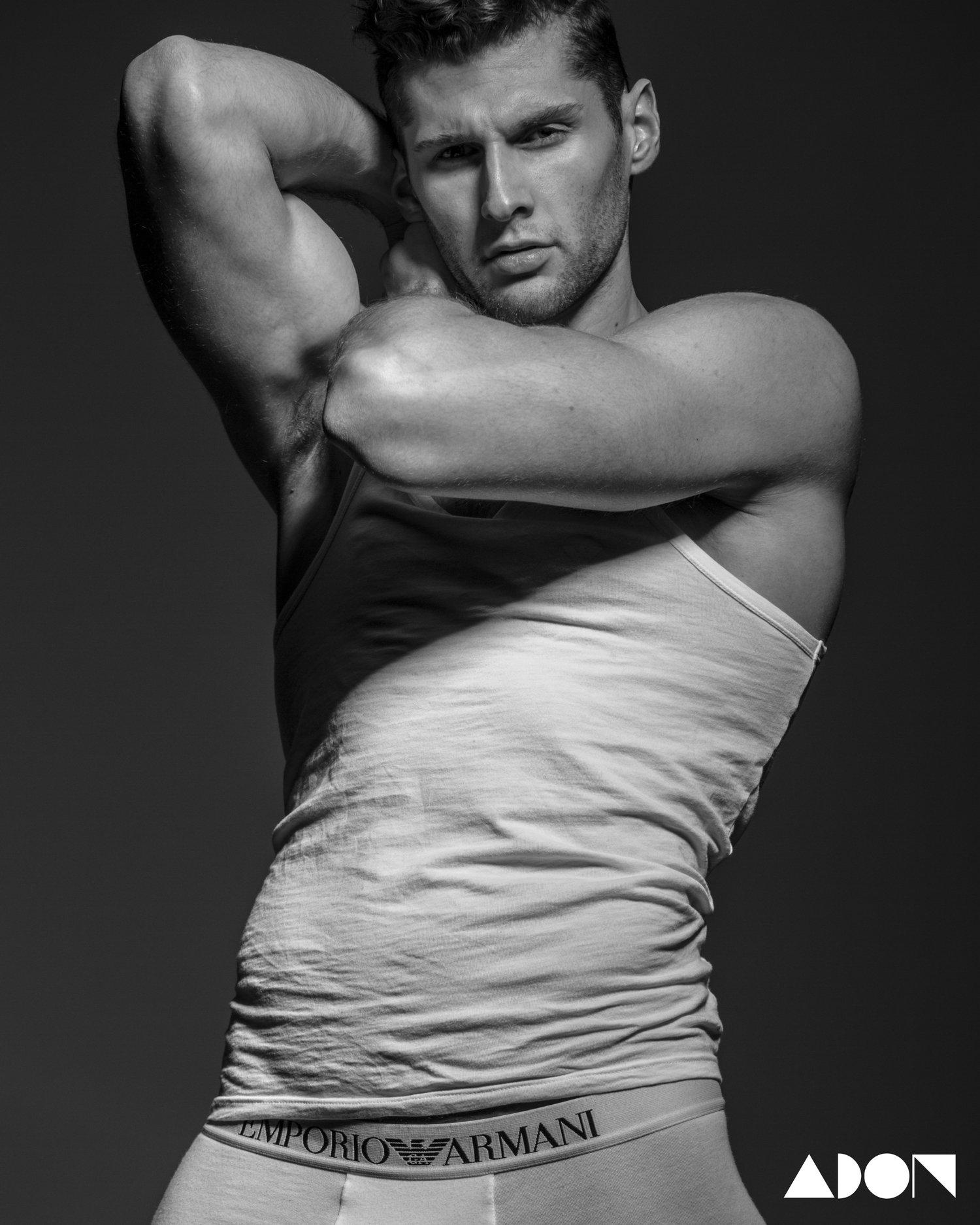 Adon Exclusive: Model Timo By Paul Van Der Linde