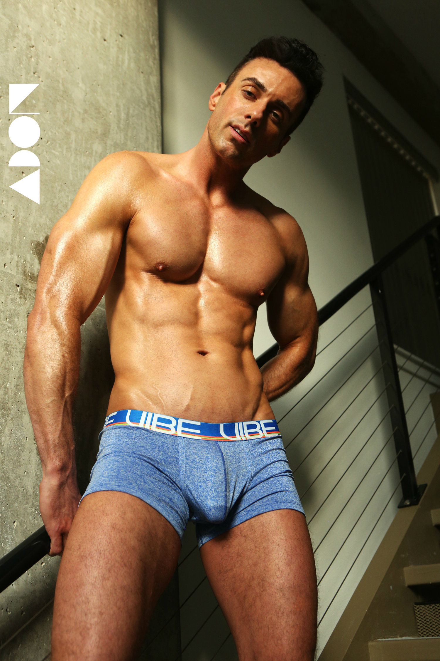 Adon Exclusive: Model Matthew Olshefski By Mcklyn Cole