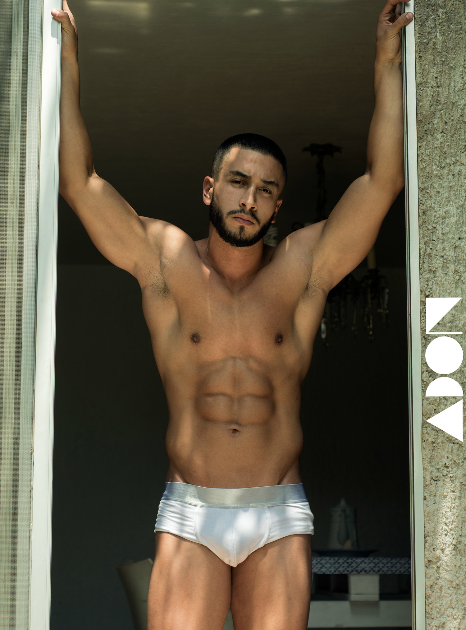 Adon Exclusive: Model Hector By Luis Zamarripa