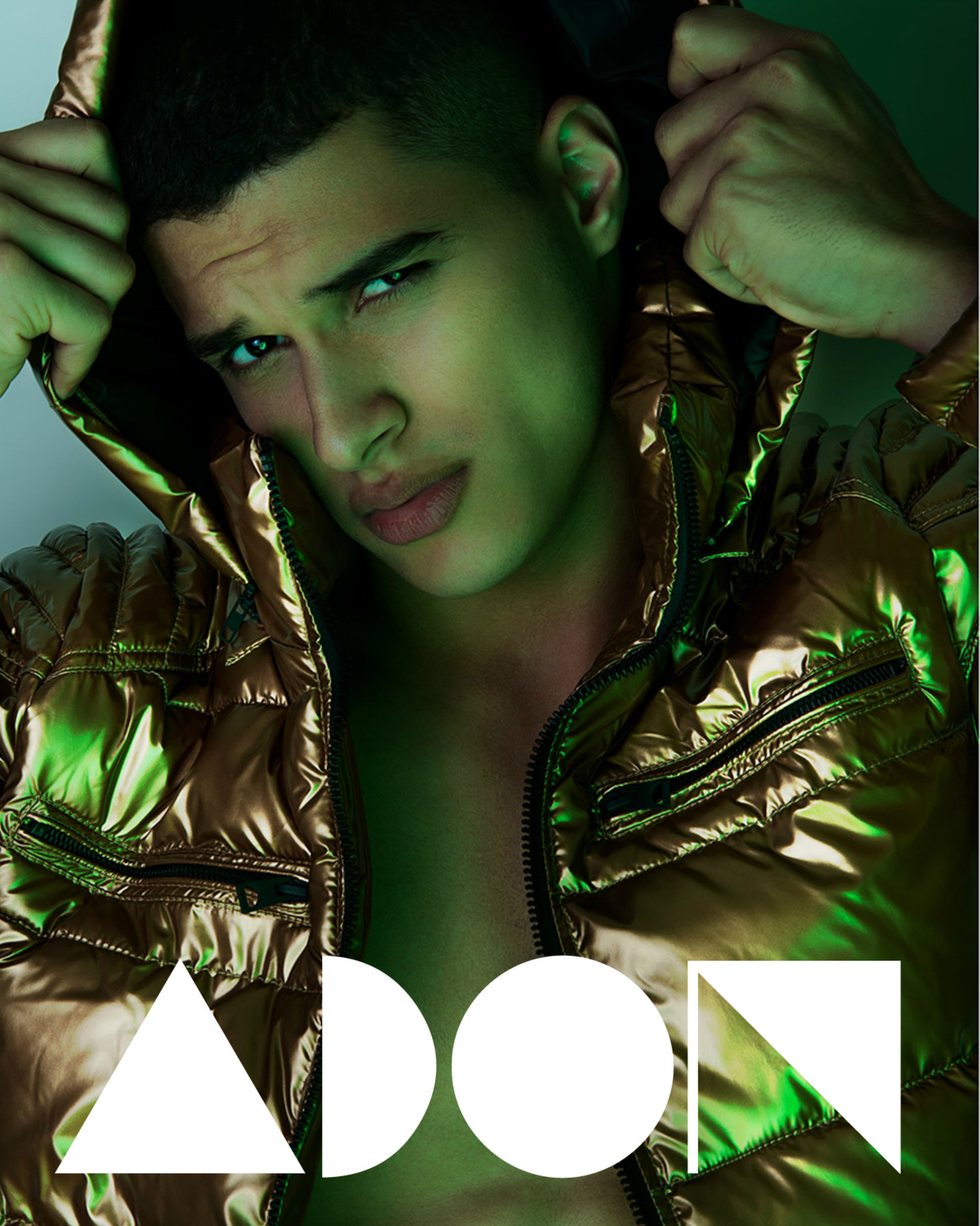Adon Exclusive: Model Markus Martinez By Carlos Montelara