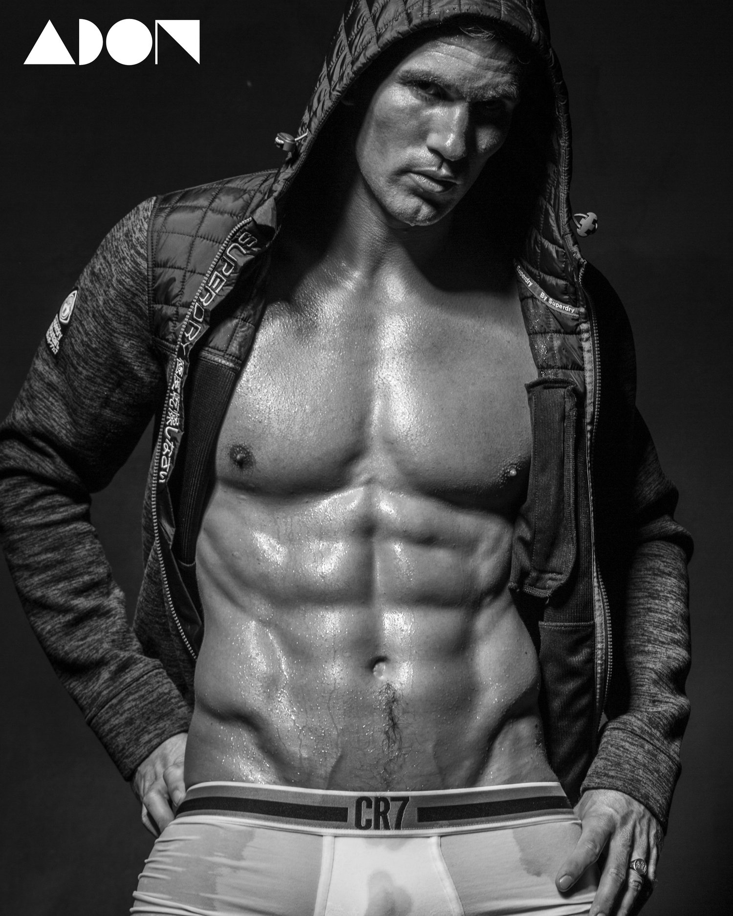 Adon Exclusive: Model Mark Joel By Paul Van Der Linde