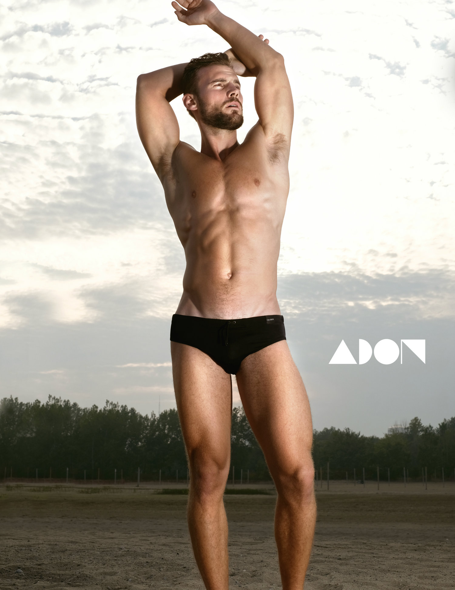 Adon Exclusive: Model Steven Hodgson By Hoyin Siu