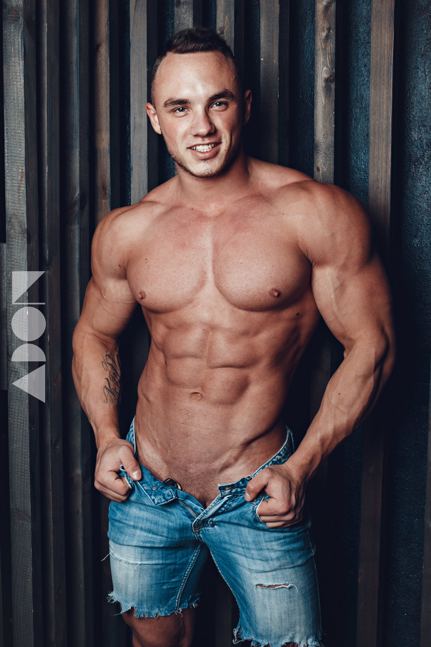 Adon Exclusive: Model Dmitry Tumash By Pavel Lepikhin