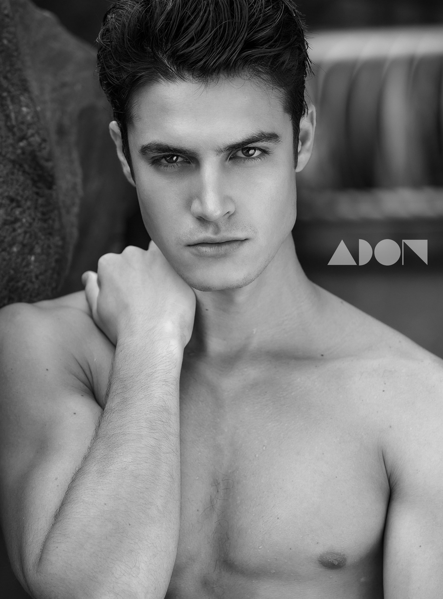 Adon Exclusive: Model Luka Skocilic By Jason Oung