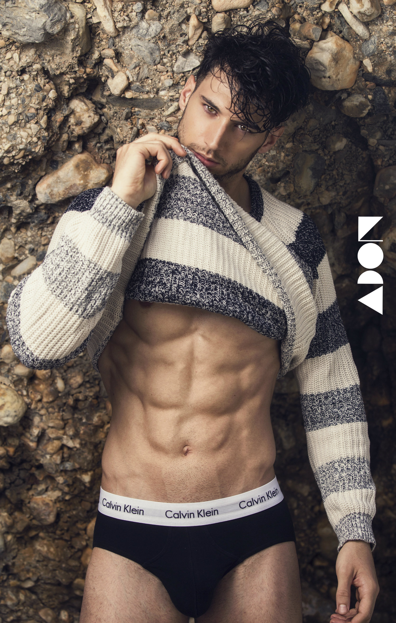 Adon Exclusive: Model Sebastiá Pajares  By Luis Miguel Gomez