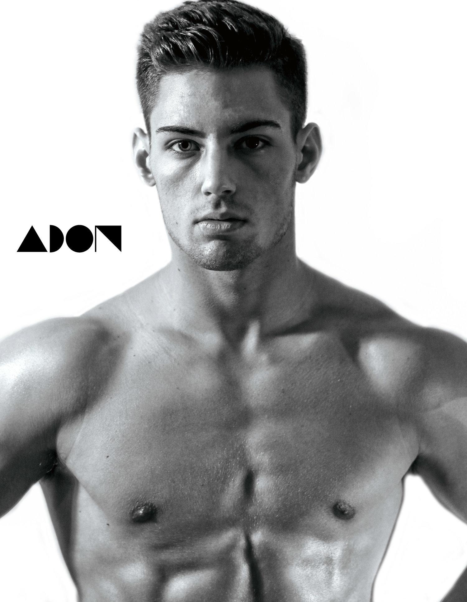 Adon Exclusive: Model Matt Simos  By GP Imagery