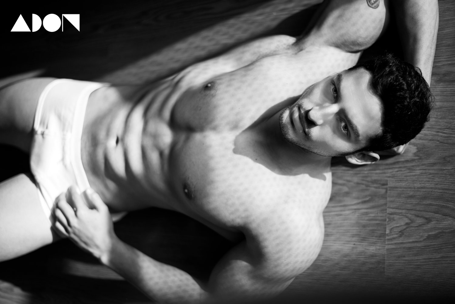 Adon Exclusive: Model George Petri By Stavros Christodoulou