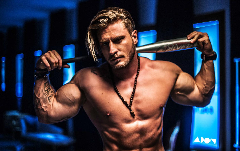 Adon Exclusive: Model Joel Herger