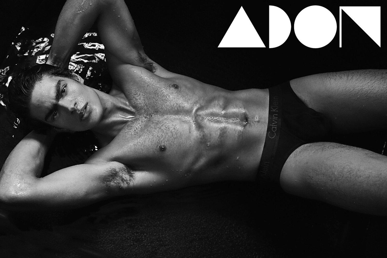 Adon Exclusive: Model Iago Botelho By Glauber bassi
