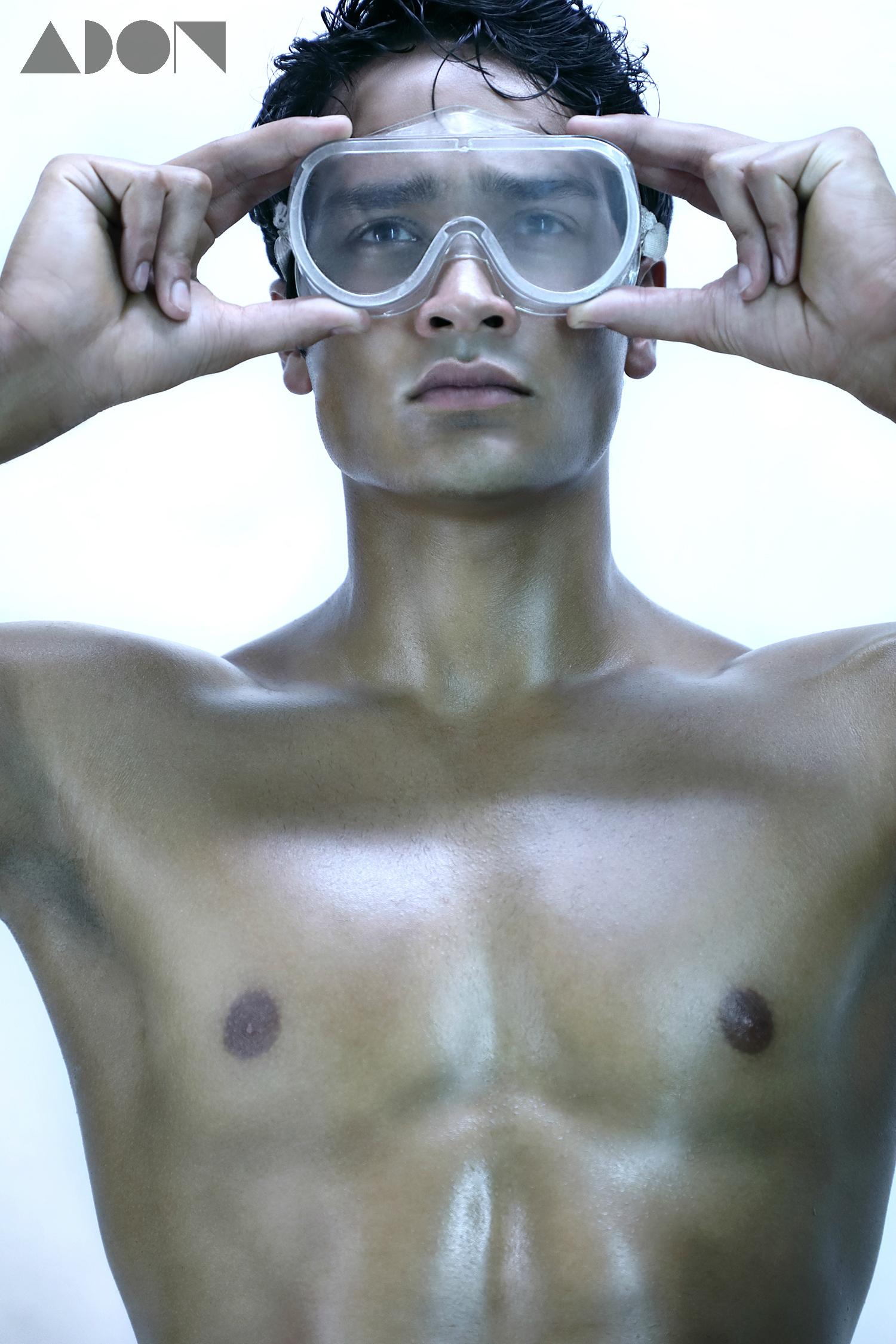 Adon Exclusive: Model Daniel Morres By Arthur Tselishchev