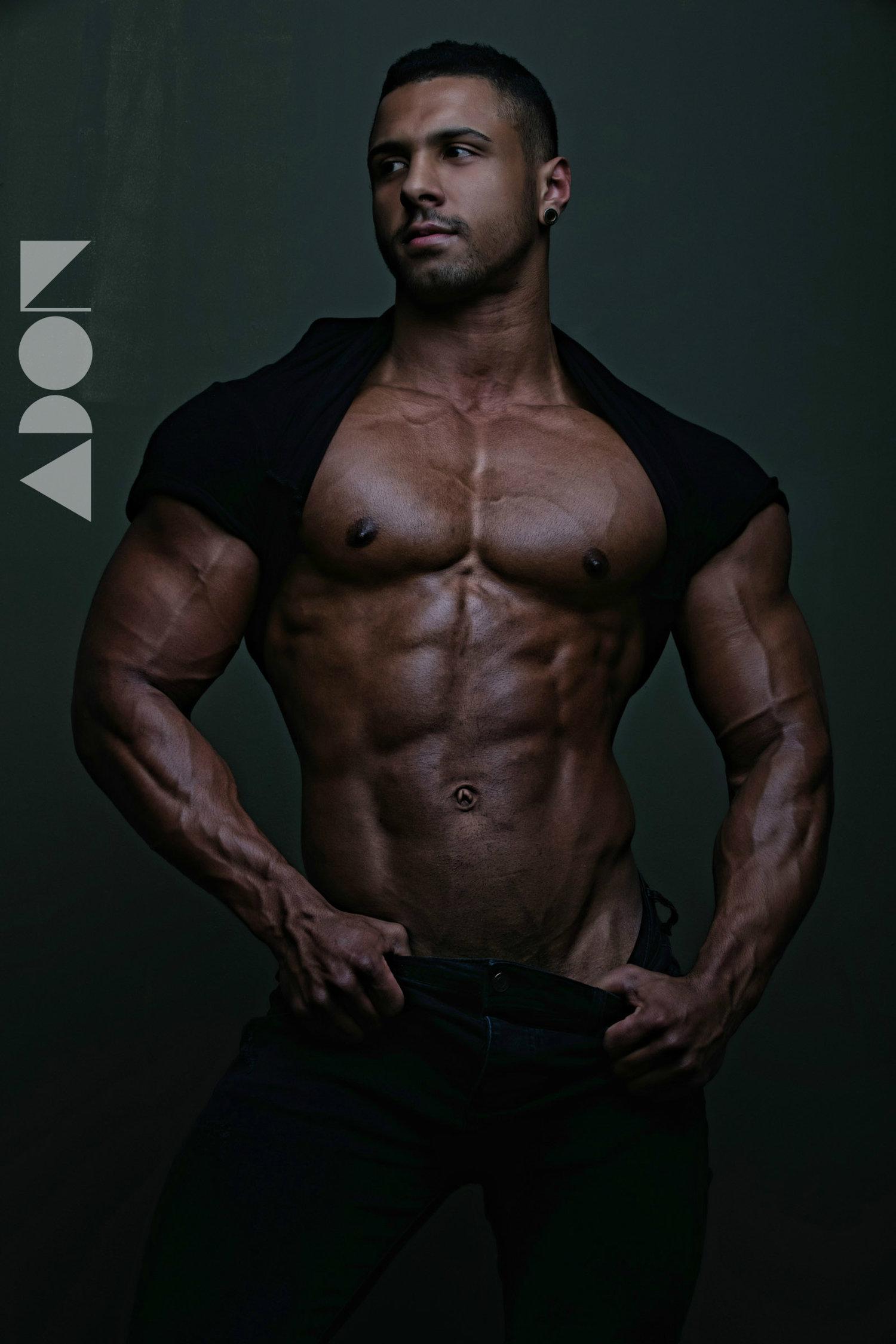 Adon Exclusive: Model Eric Uchoa By Joan Crisol