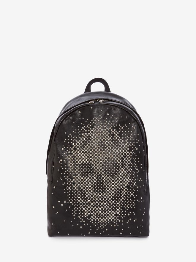 - EXPLODED STUDDED SKULL BACKPACKAlexander McQueen
