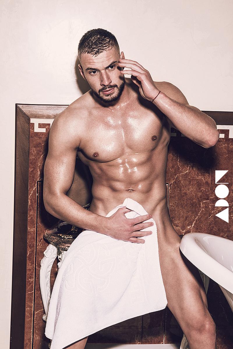 Adon Exclusive: Model Yordan By Kostadin Krastev