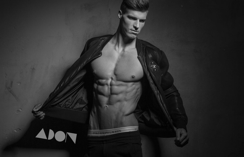 Adon Exclusive: Model Joel Power By Paul Van Der Linde