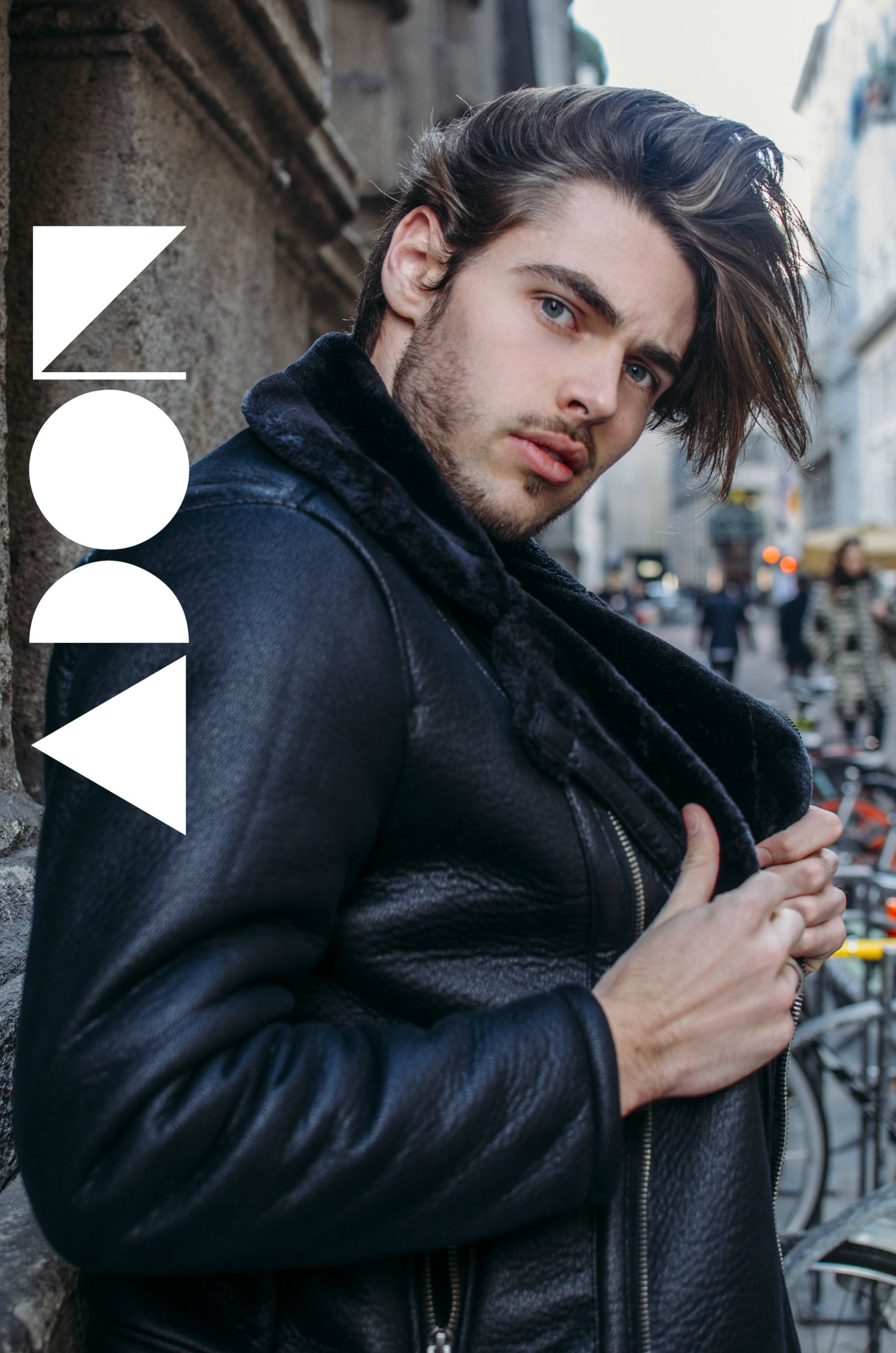 Adon Exclusive: Model Charly Poirier By Margarida Cautela