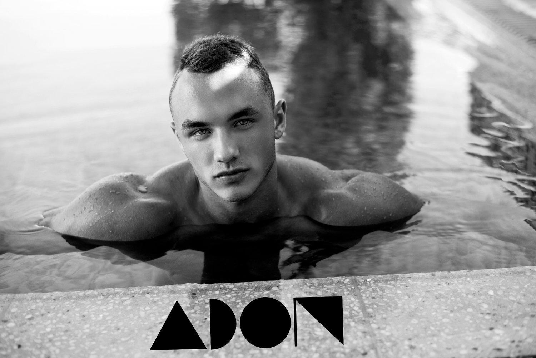 Adon Exclusive: Model Dmitriy Tumash By Stavros Christodoulou