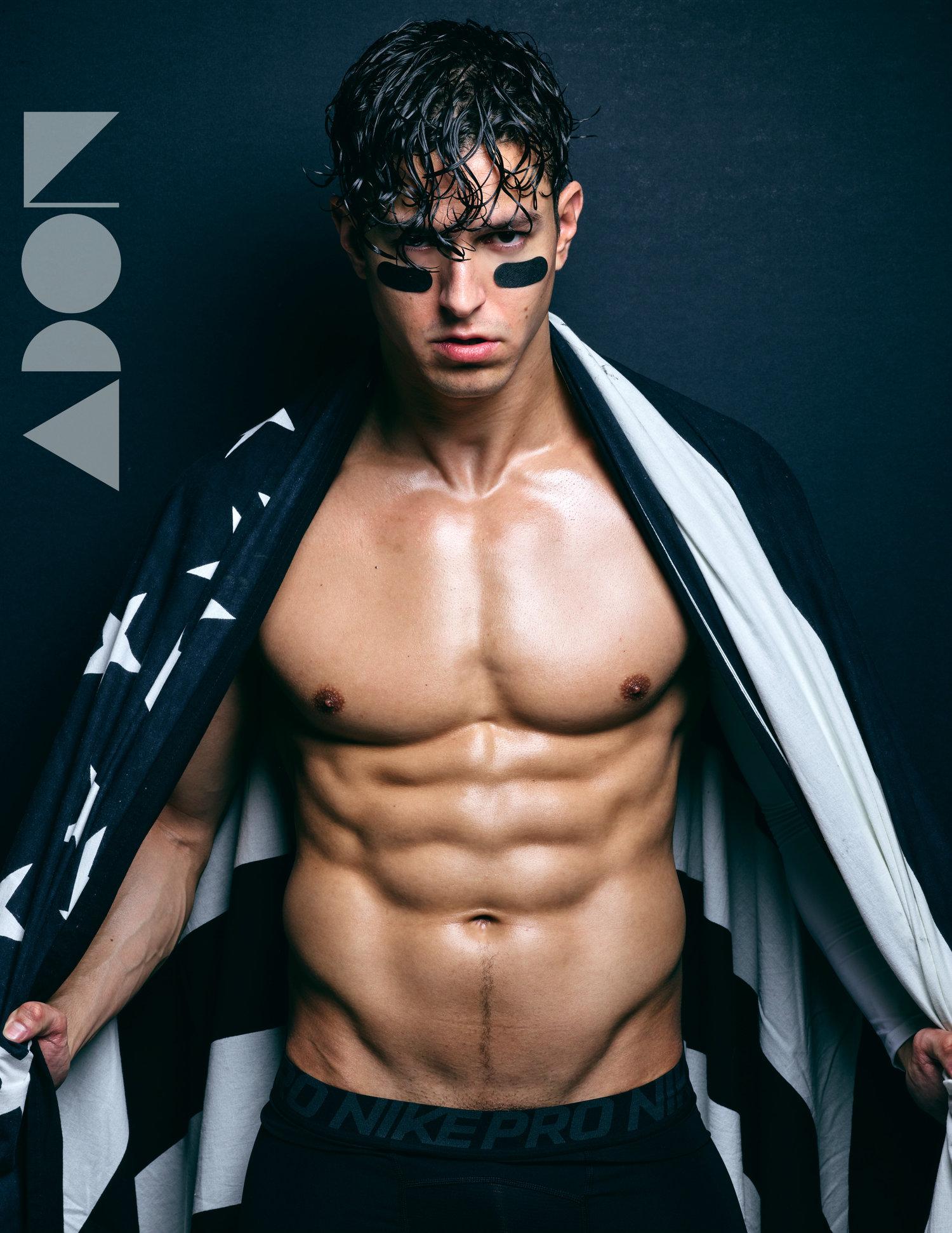 Adon Exclusive: Model Garret By Trey S Photo Studio