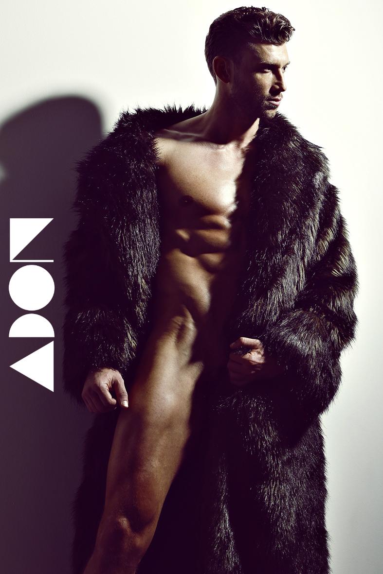 Adon Exclusive: Model Joe Ibelherr By Michael Fröhle
