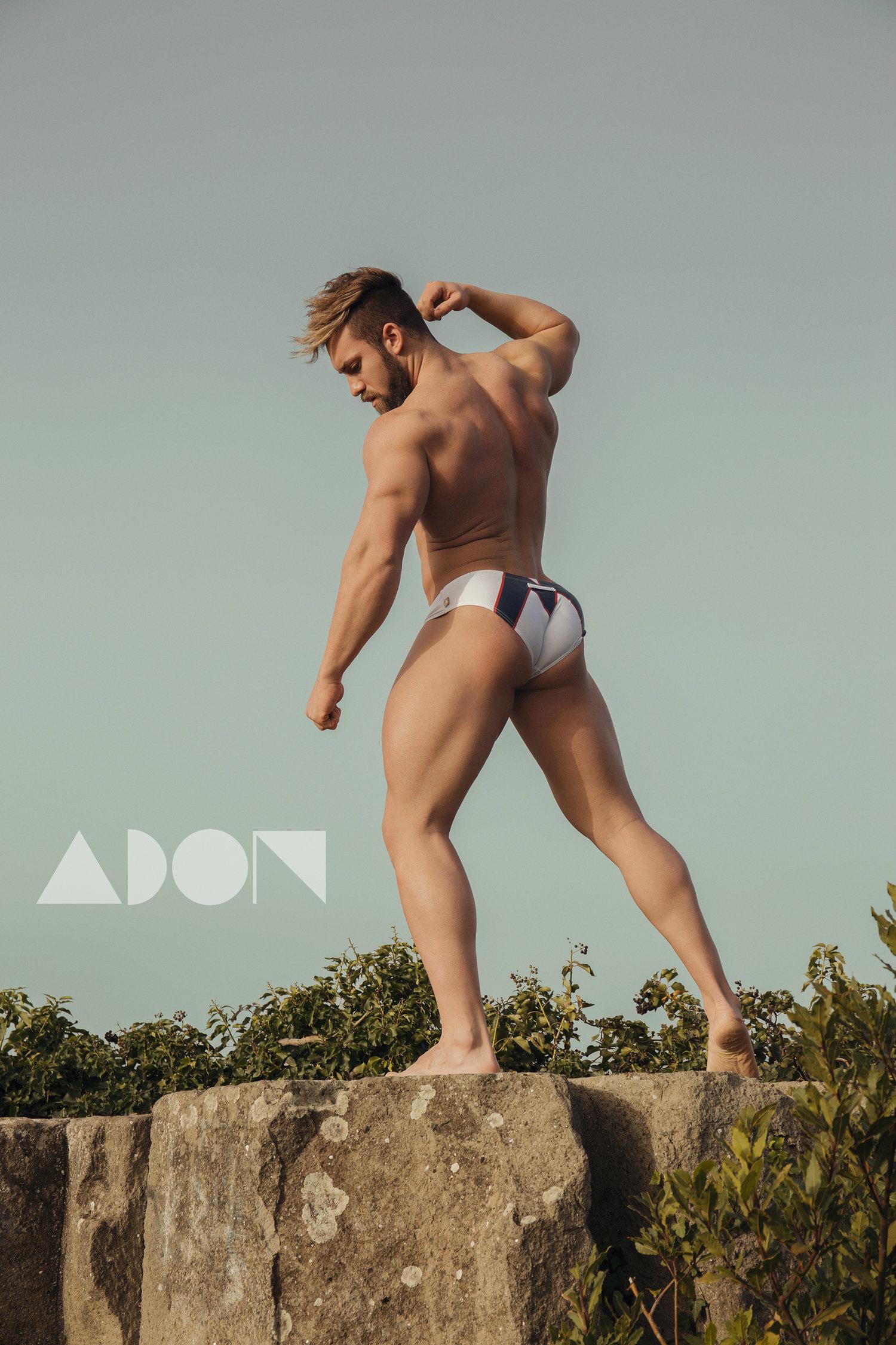 Adon Exclusive: Model Dominik By STAS VOKMAN