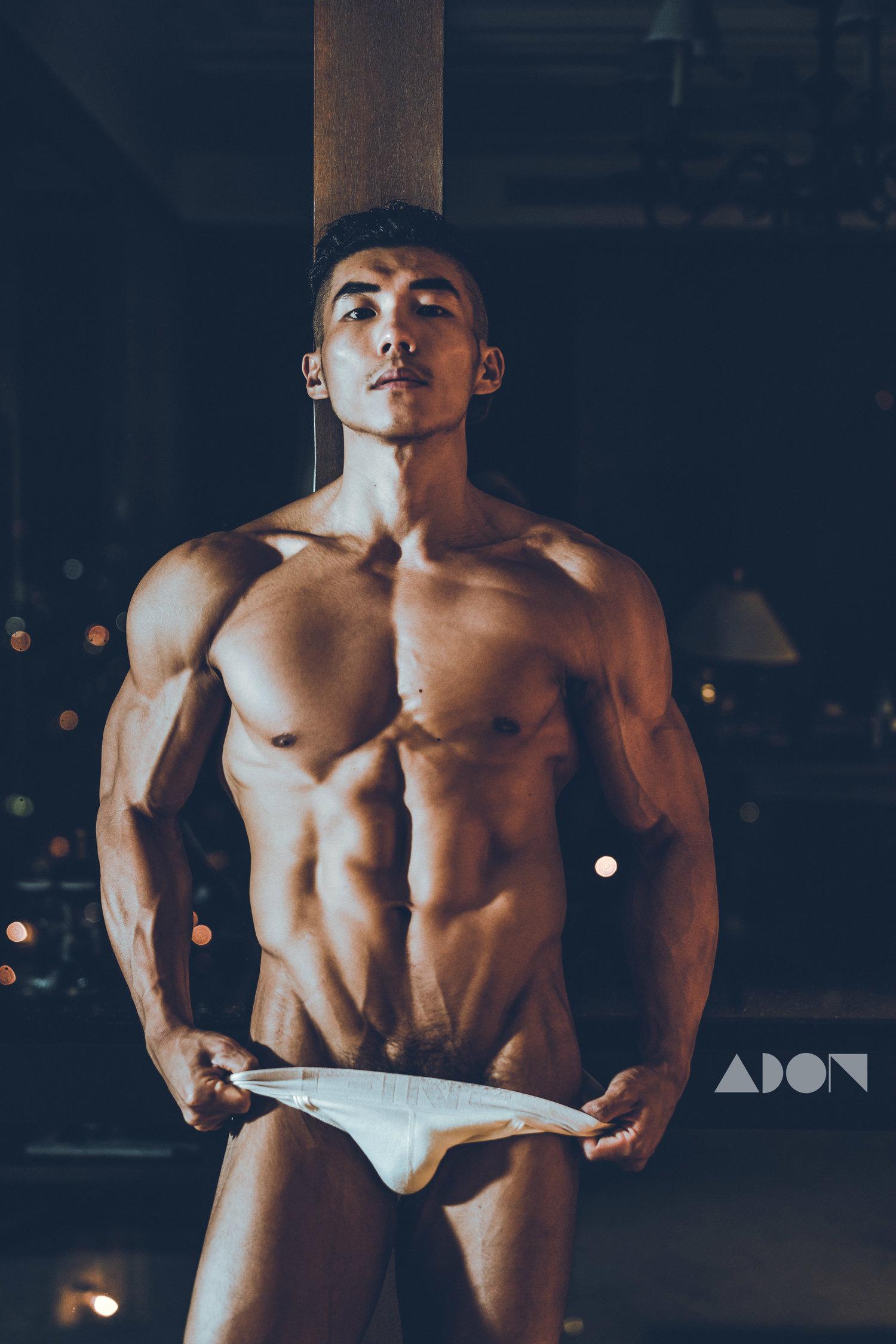 Adon Exclusive: Model Minsu Lee By UTO