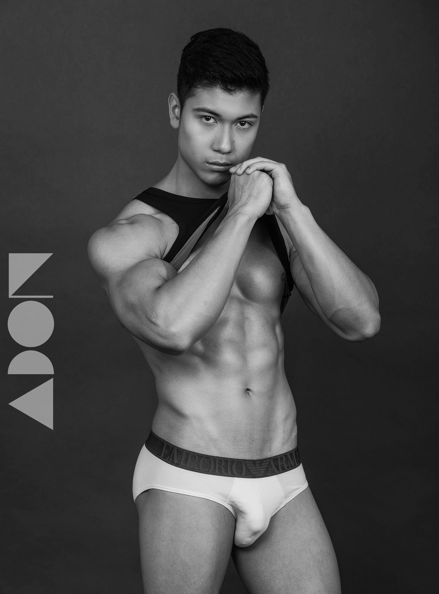 Adon Exclusive: Model Alejandro Legaria By Jason Oung