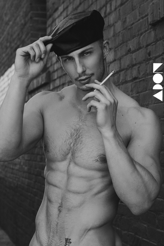 Adon Exclusive: Model Cam Allison By Luis Lucas