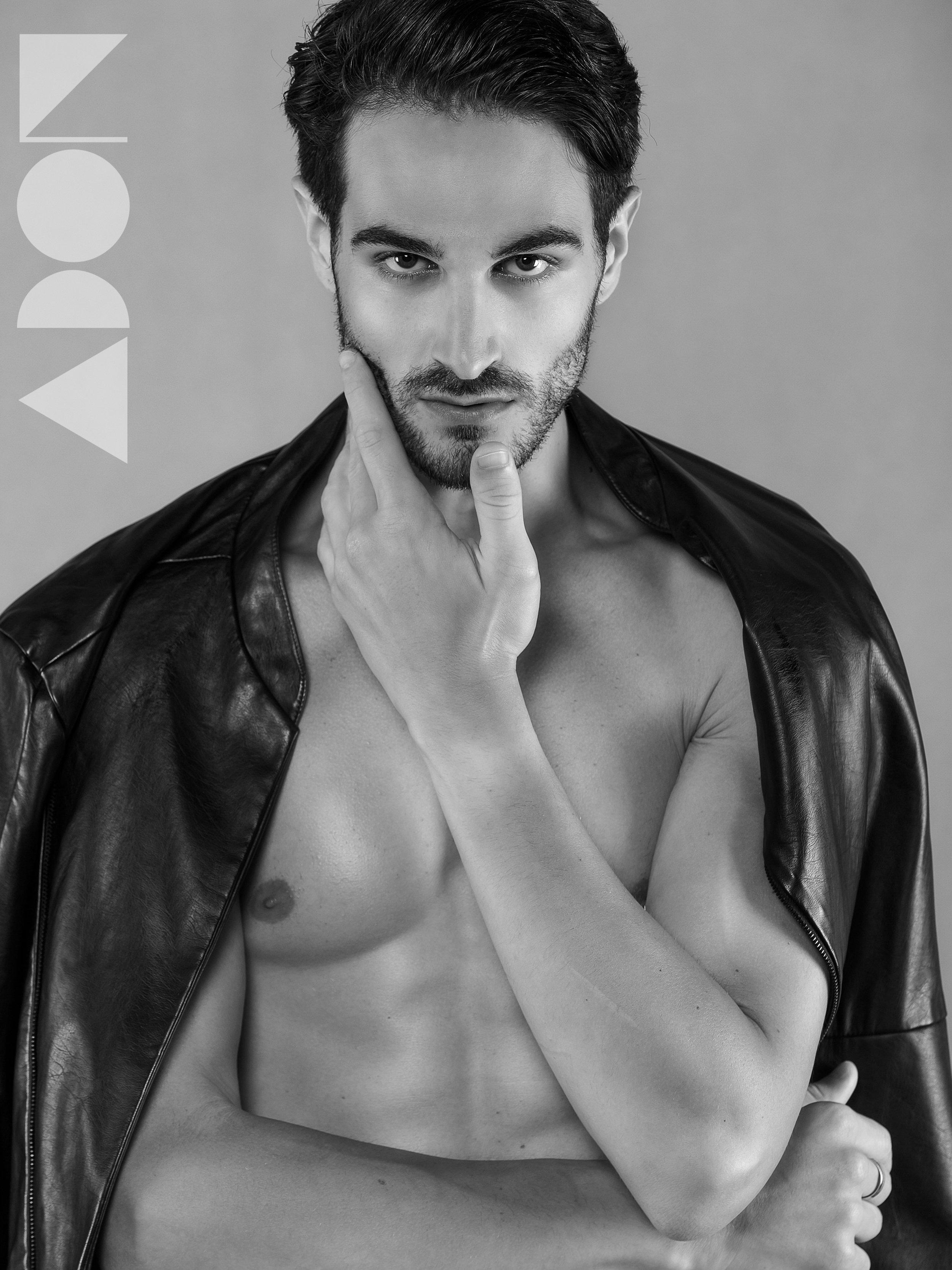 Adon Exclusive: Model Daniele Francesco Mazzola By Jason Oung
